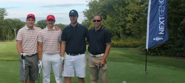 Weekend team-based golf events in