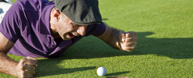 Frustrated-Golfer